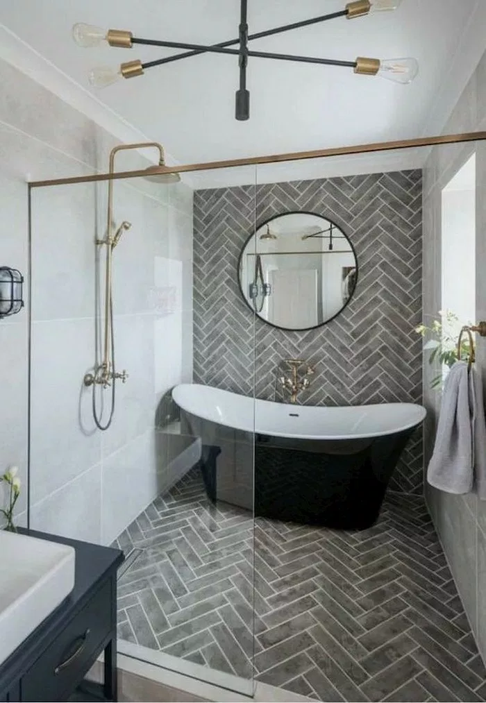 25 Awesome Master Bathroom Remodel Ideas On A Budget 10