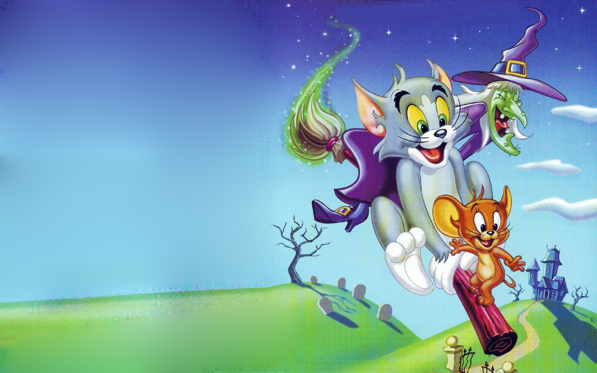 Tom Jerry Wallpaper Digital Art Halloween Tom Jerry Wallpapers