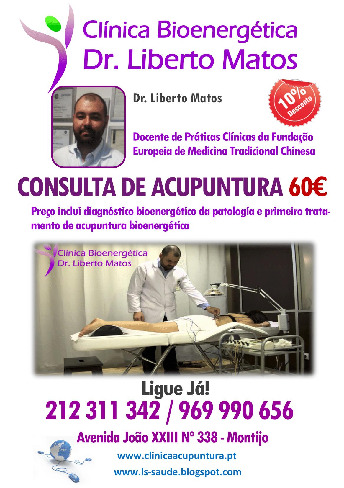 ACUPUNTURA COM 10%DESCONTO Clínica Nº1 em Portugal  http://goo.gl/wyPumY