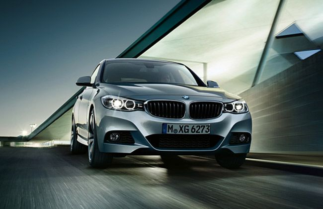 Bmw 3 Series Gt Launch By Early 2014 Bmw 3 Series Gt Bmw 3 Series Bmw