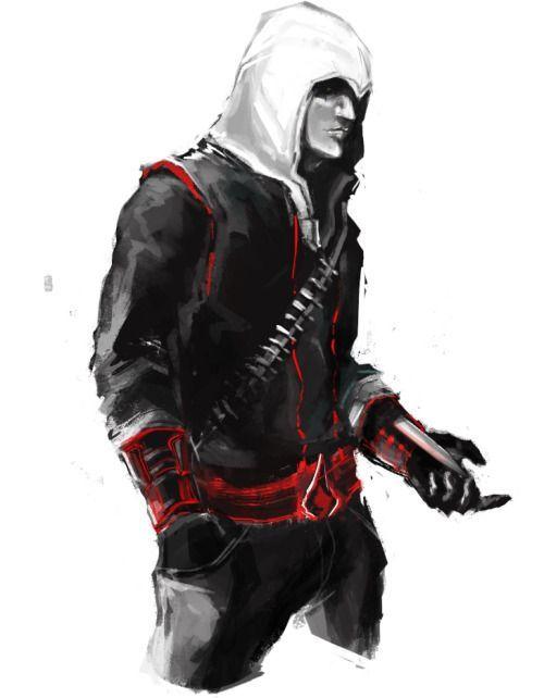 Image Result For Assassin Art Modern Assassin Assassins Creed