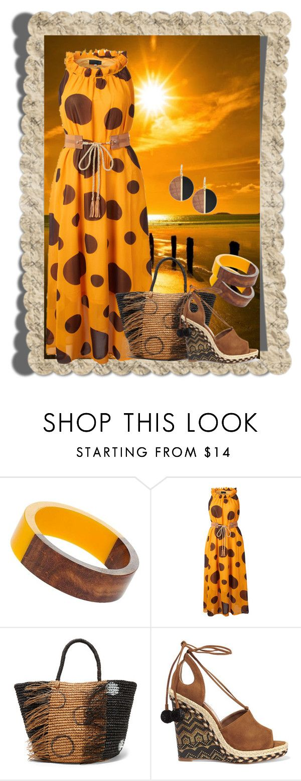"""Samantha_808"" by samanthaos ❤ liked on Polyvore featuring Dorothy Perkins, Sensi Studio, Aquazzura and Michael Kors"