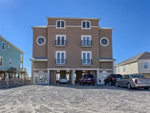 Beach Estate East Fort Morgan Gulf Front Vacation House Al