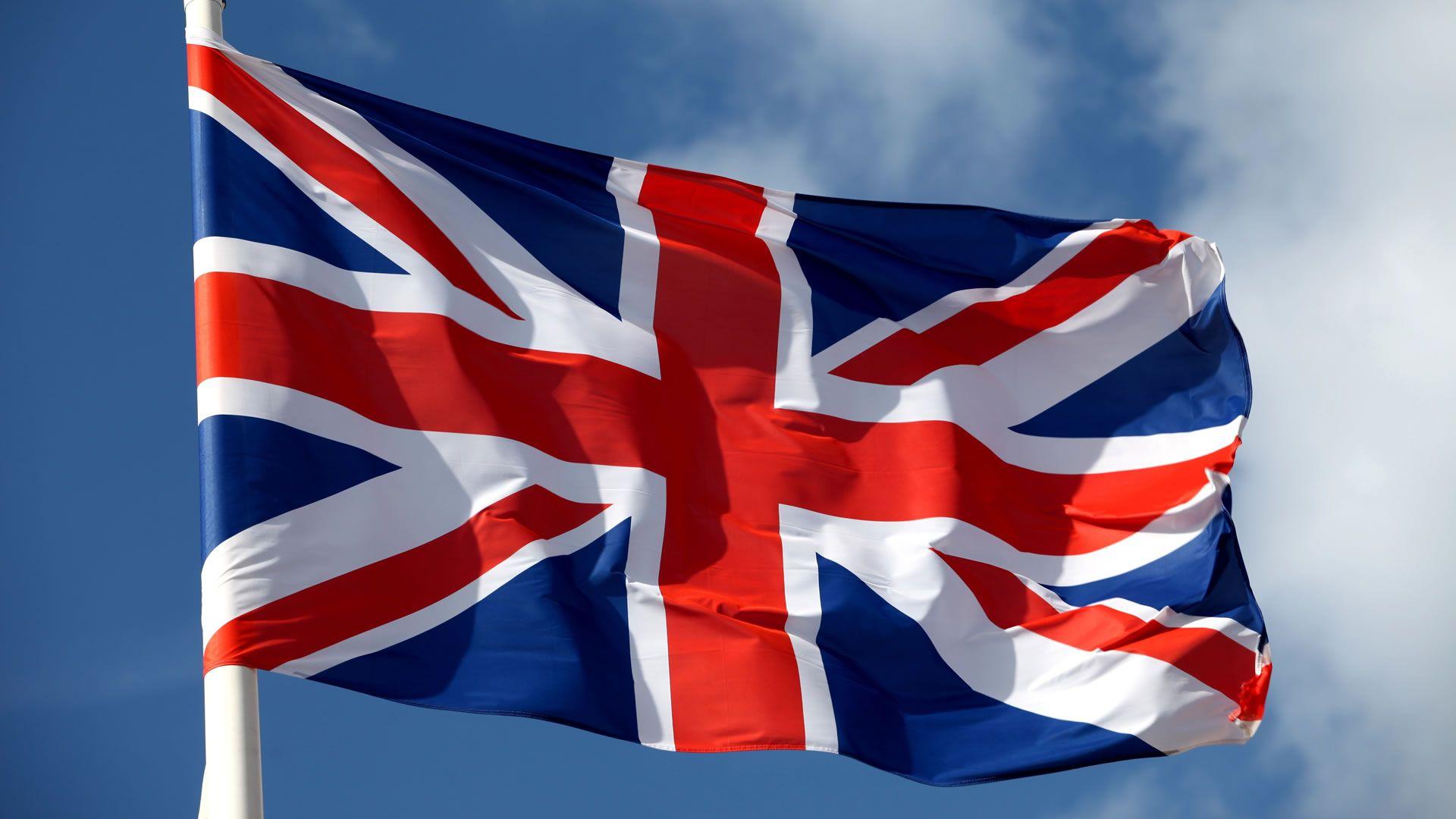 Resultado de imagen de reino unido bandera