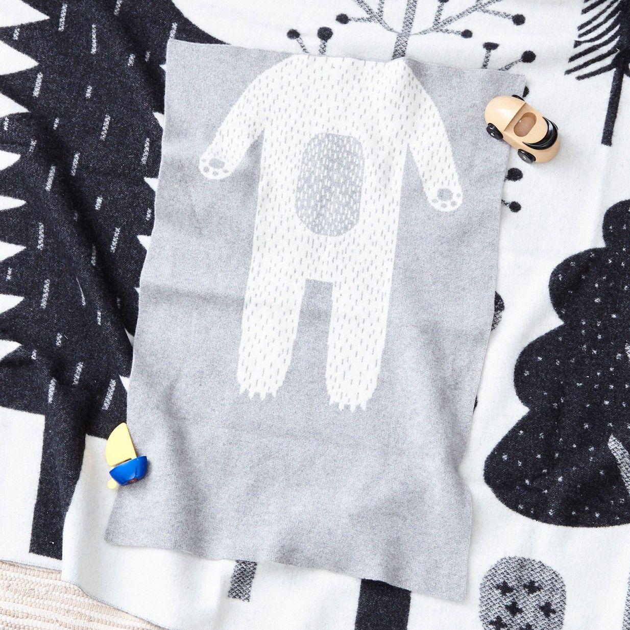 Kinderzimmer decke design bär minidecke  donna wilson  inspiriert von ihrer kindheit im