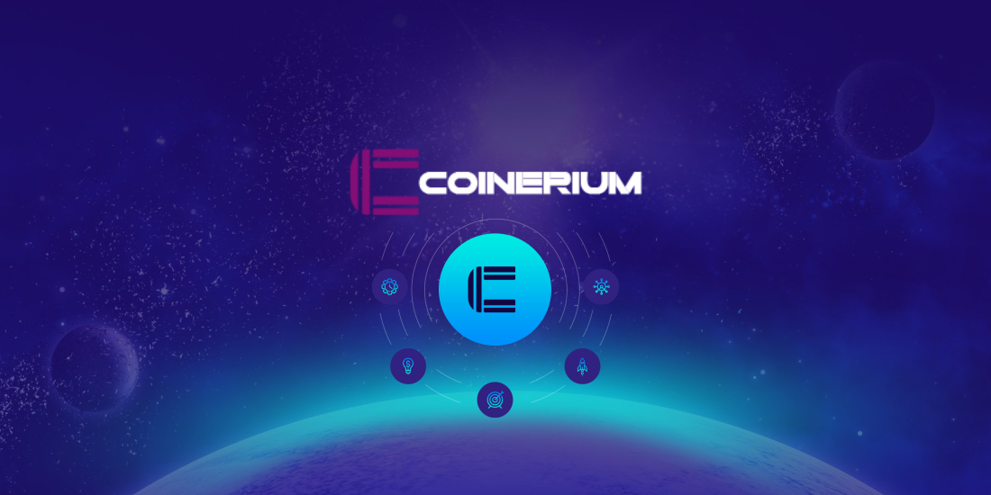 Coinerium CONM token combines fast payments and resistance