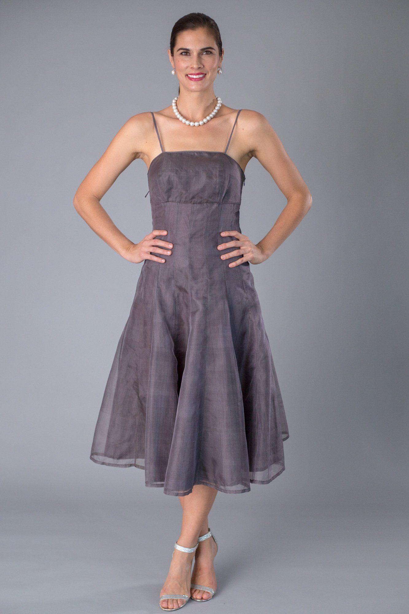aaf3b3089f7508 Two Piece Mother Of The Bride Dresses Tea Length   Saddha