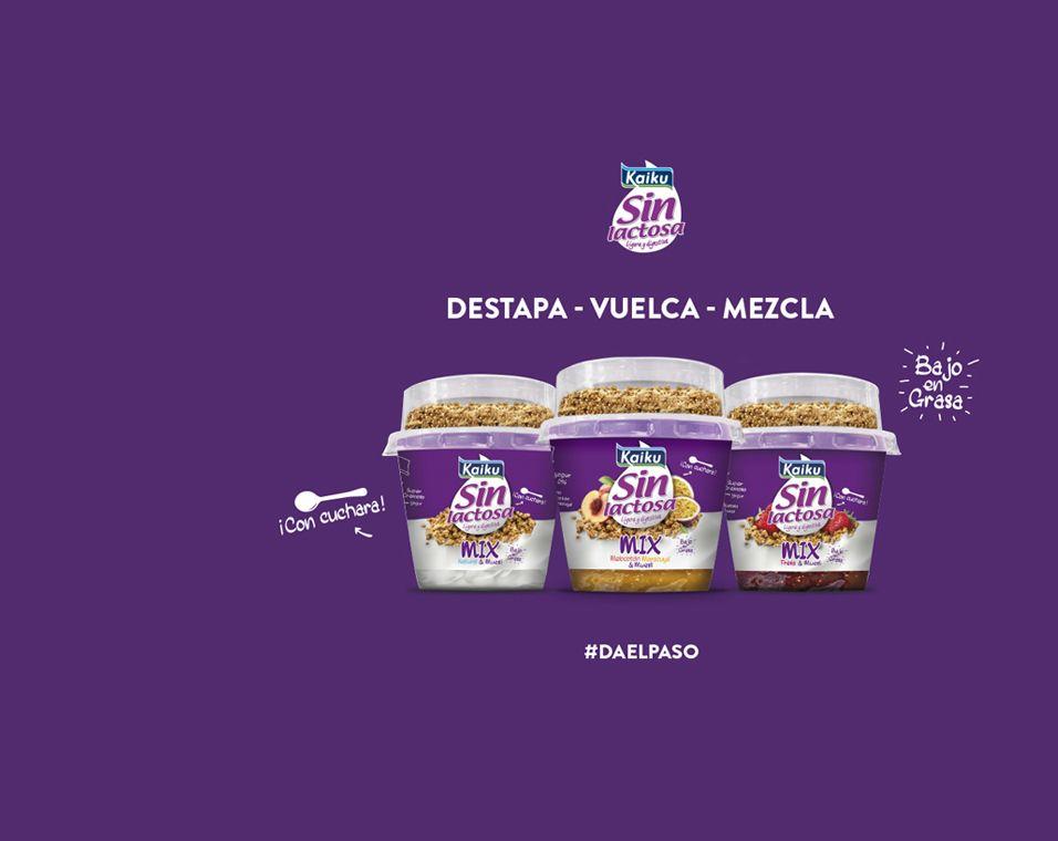 Prueba Gratis Kaiku Sin Lactosa Mix Una Deliciosa Combinacion De