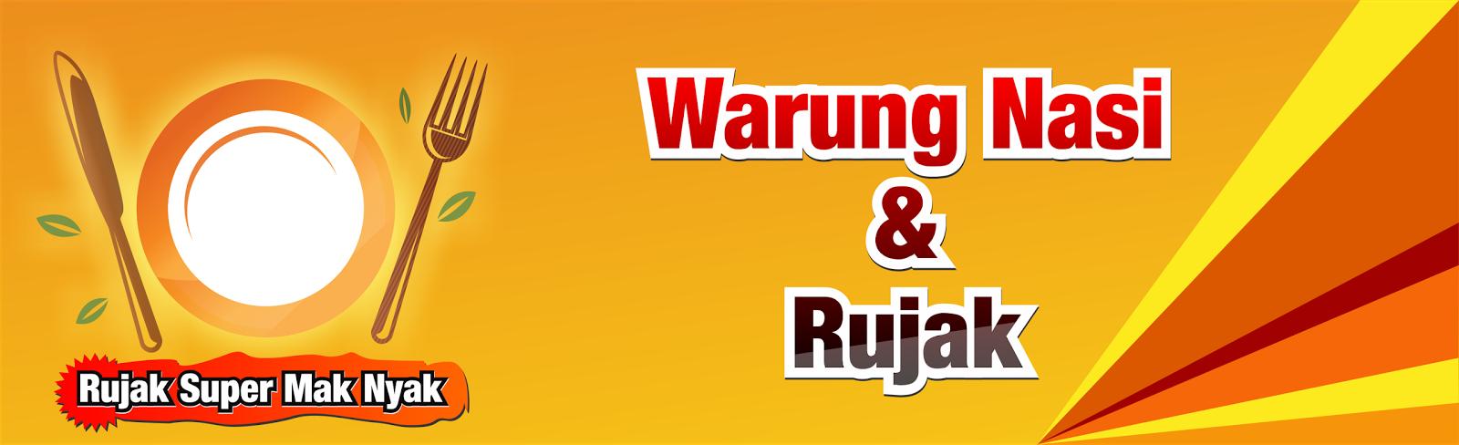 Gambar Desain Banner Warung Makan Cdr Mso Excel 101 Banner