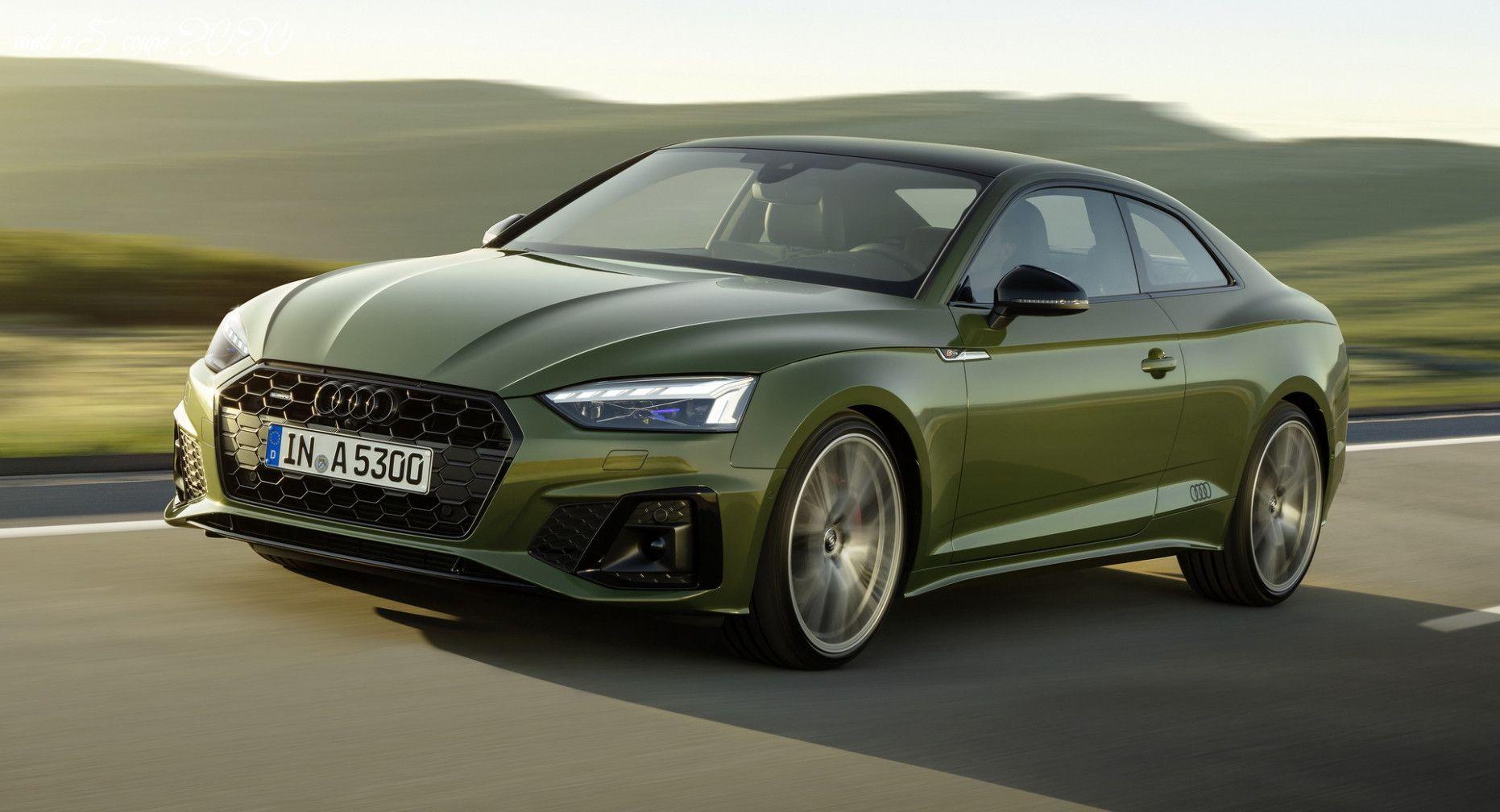 Audi A5 Coupe 2020 In 2020 Audi A5 Coupe A5 Coupe Audi A5