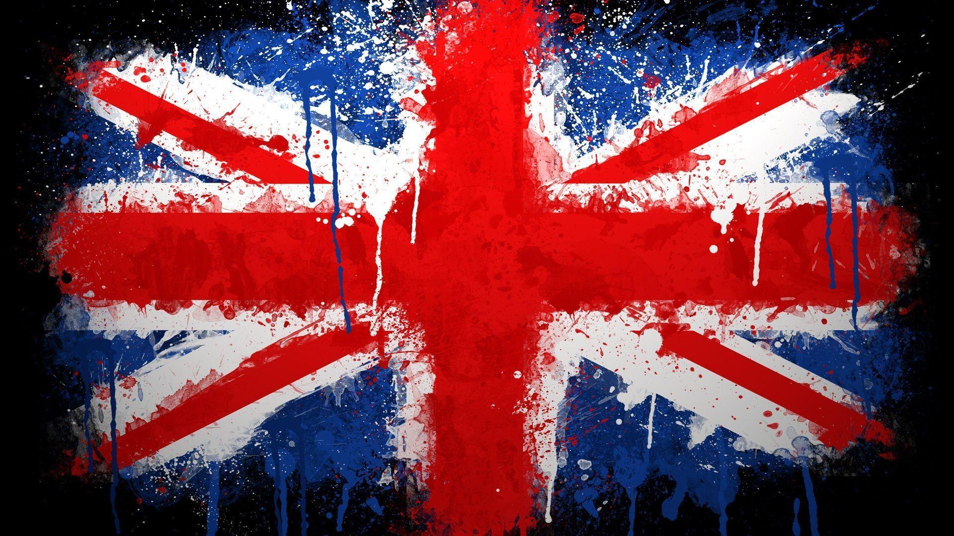 United Kingdom Flag Wallpapers - Wallpaper Cave
