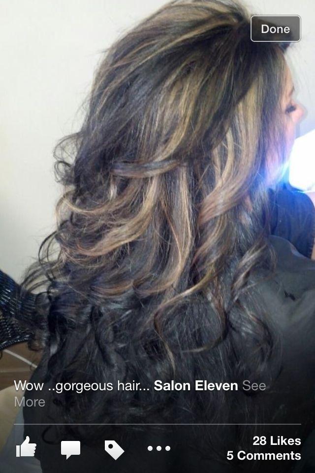Pin Von Tammy Jones Auf For Salon Eleven Haare