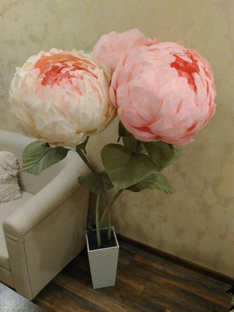 Цветов дизайн букет ростовых #4