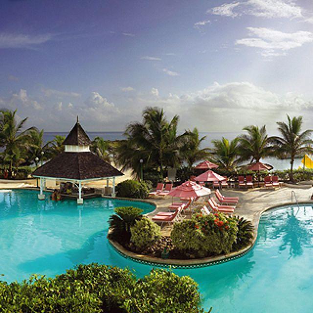 Bravo Beach Resort, Runaway Bay, Jamaica.