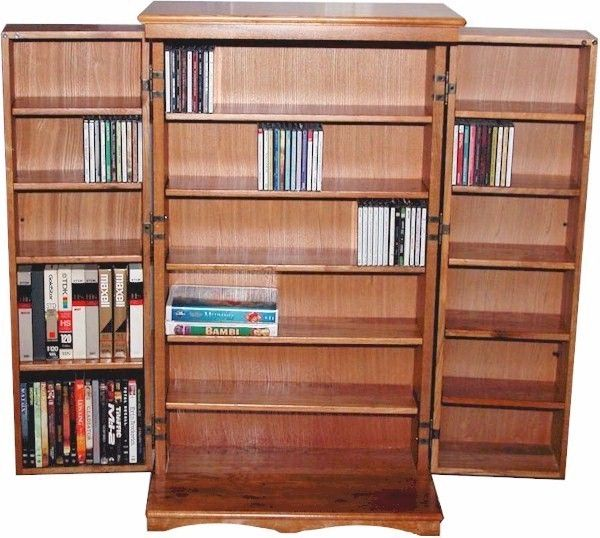 Have Too Many DVDs? Try These Clever DVD Storage Ideas for Solutions & Have Too Many DVDs? Try These Clever DVD Storage Ideas for Solutions ...