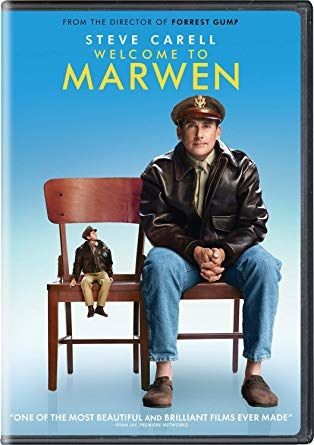 Welcome to Marwen Rated PG-13 | Coming Soon DVD's in 2019