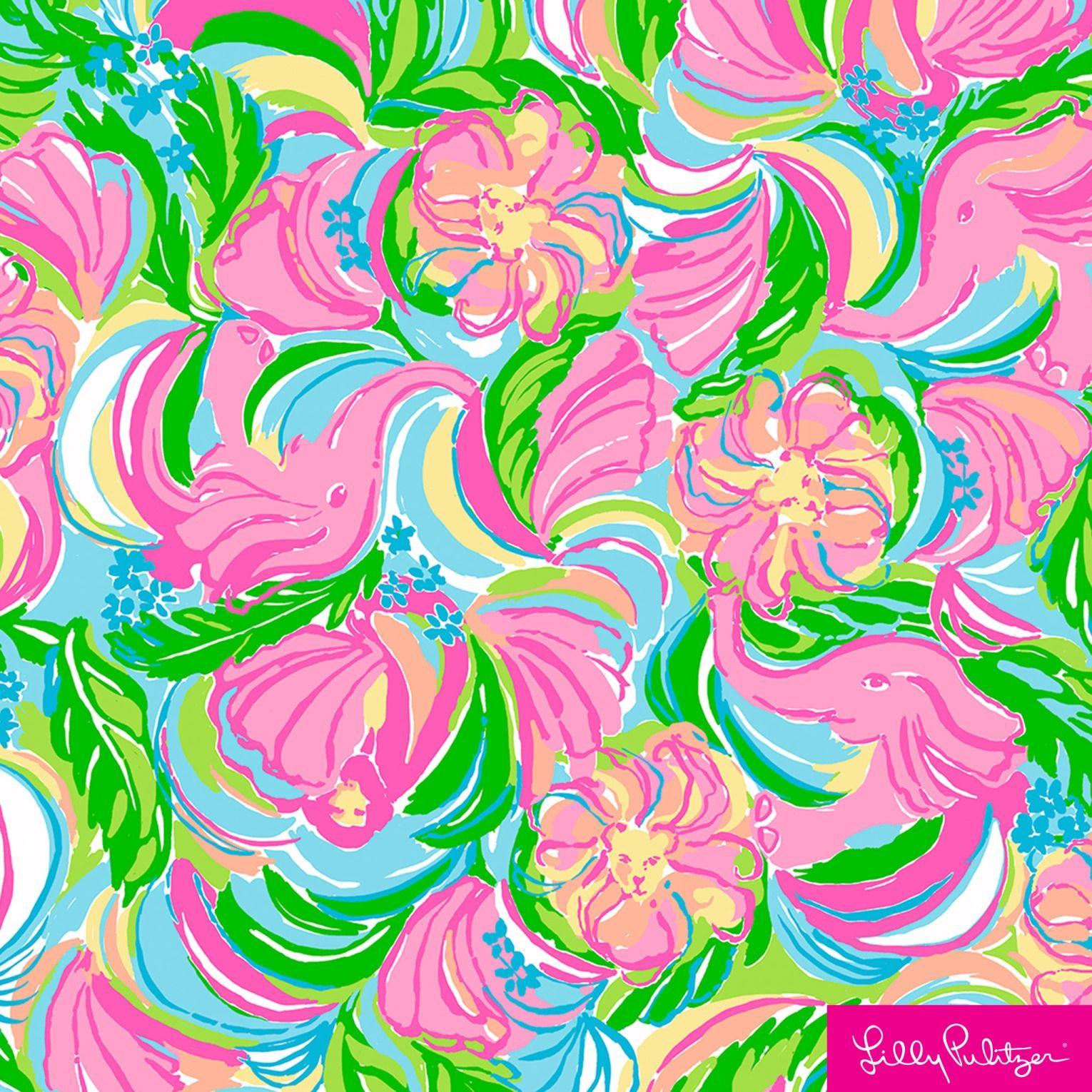 Lilly Pulitzer So A Peeling | Printed | Pinterest