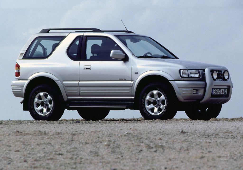 Opel Frontera Sport Olympus B 2001 2004