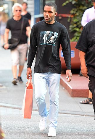 933745e5f3f4 Frank Ocean  five best  fits in 2019