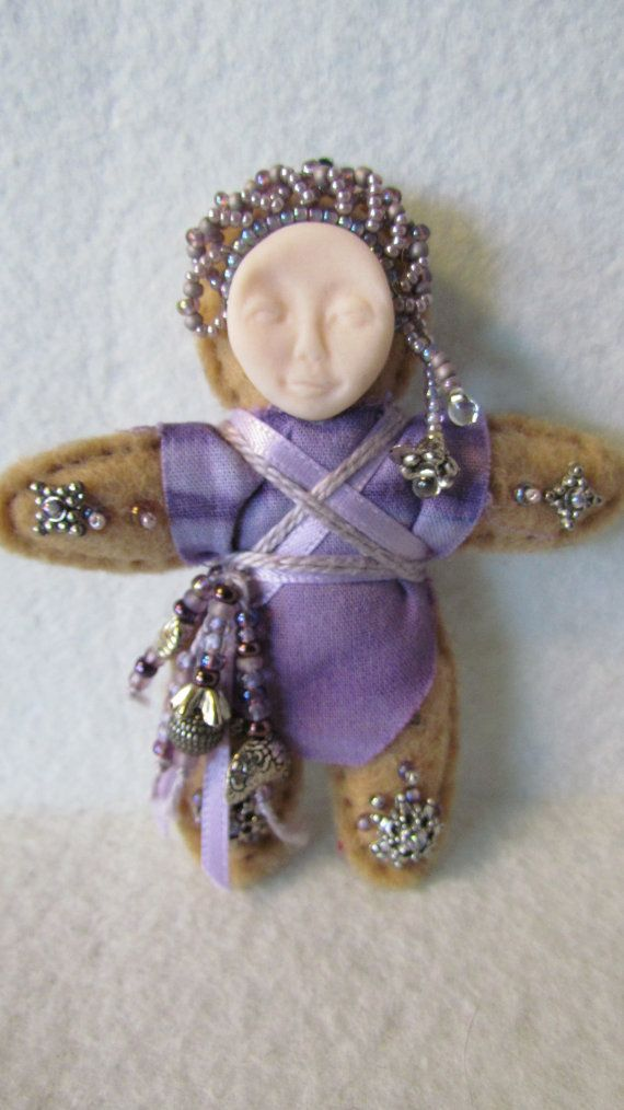 Check out this item in my Etsy shop https://www.etsy.com/listing/210182537/spirit-doll