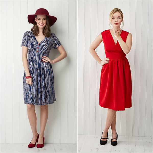 The Rosie Dress Pattern Simply Sewing Magazine 17 Alter Sew