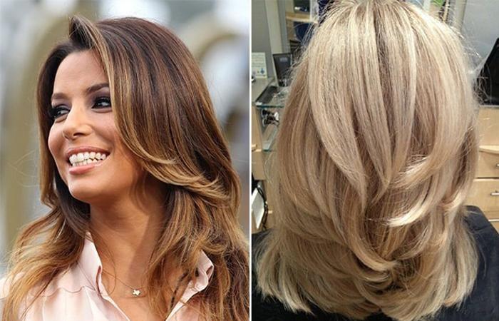 Каскад на тонкие волосы: фото стрижки на длинные, короткие ...