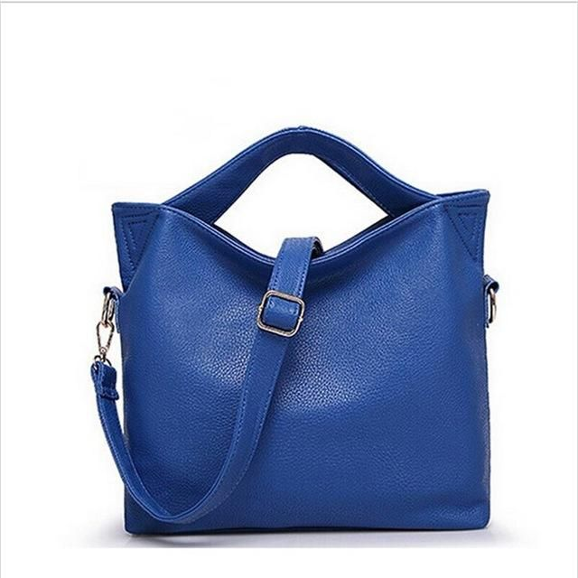 b7bcdd310c50 Sales Promotion!2018 Russia Women s Leather Bag Big Shoulder Bags Women  Messenger Bags Handbags