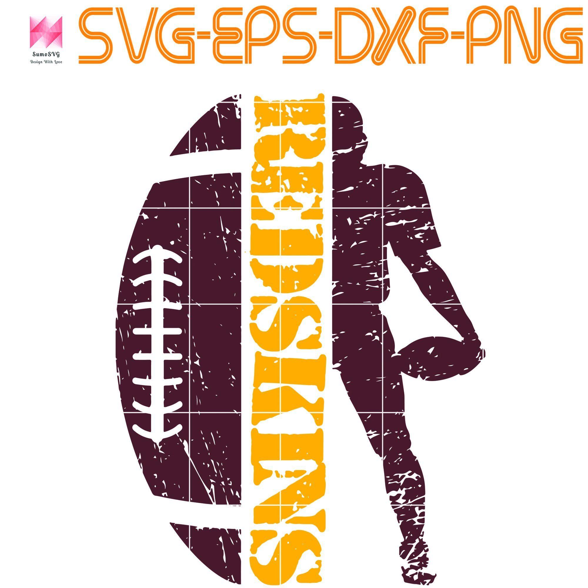 Pin on Washington Redskins SVG, PNG, EPS, DXF, digital