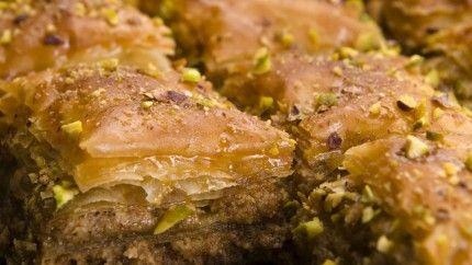 بقلاوة بالجوز Recipe Recipes Food Processor Recipes Baklava