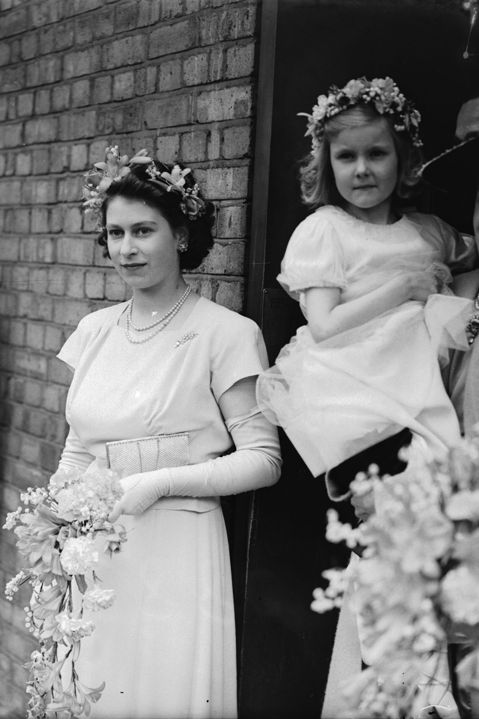 ee95abcde25 A Look Back at Royal Bridesmaids Throughout the Years