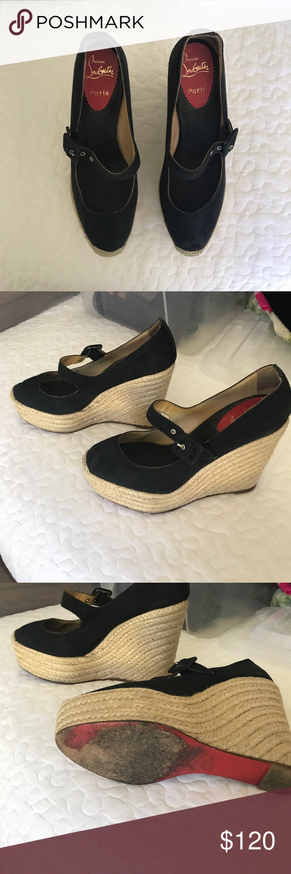 christian louboutin espadrilles made in spain