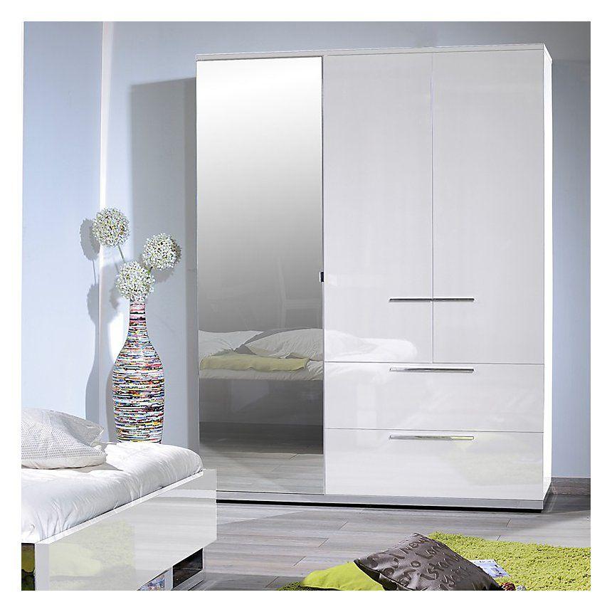 Armoire 3 Portes 2 Tiroirs Sunny Pas Cher Armoire Camif Ventes Pas Cher Com Armoire 3 Portes Armoire Design Mobilier De Salon
