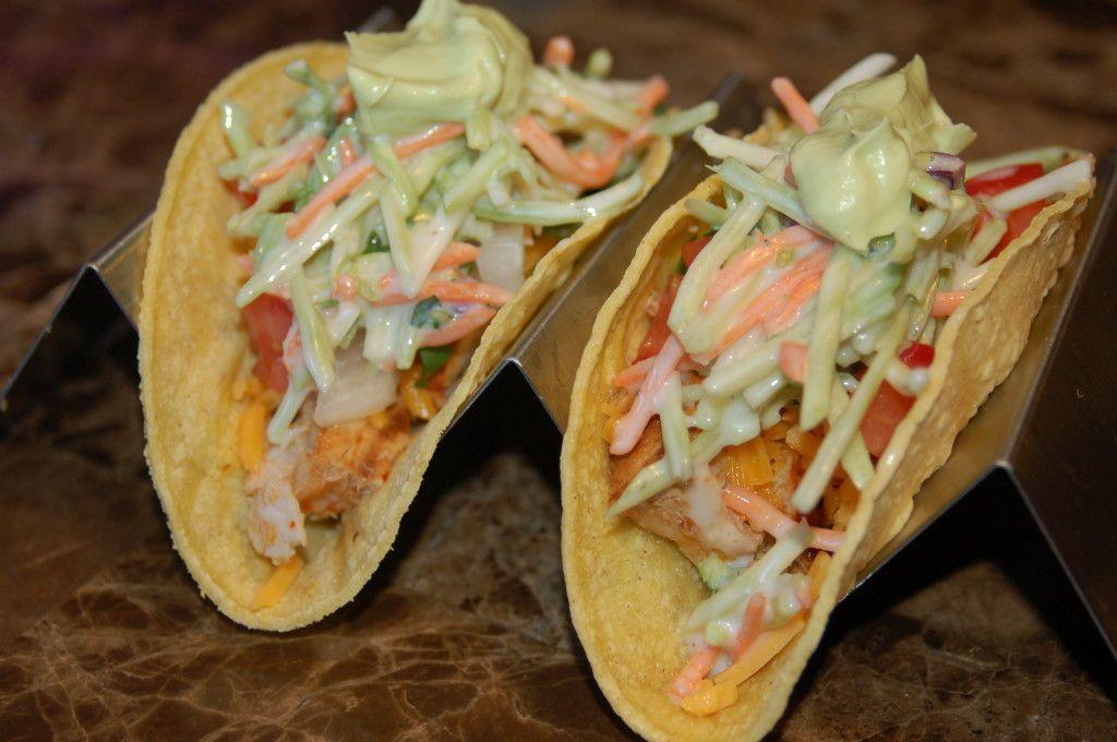 Sweet Caroline's Culinary Adventures: Swordfish Tacos