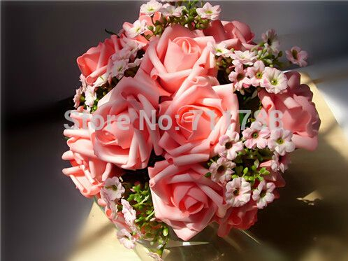Find More Wedding Bouquets Information About Handmade Hot Sale New Bridal Wedding Bouquet For