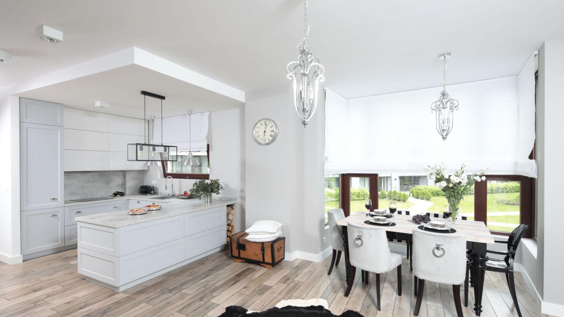 Salon Z Kuchnia I Jadalnia 20 Pieknych Wnetrz Kitchen Design Home Decor Kitchen Styling
