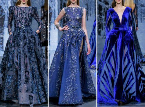 chandelyer Ziad Nakad fall 2017 couture Fashion pics