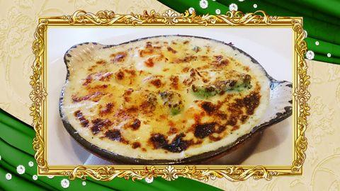 夢の3シェフ競演 もう一度見たい!あのレシピ|NHK あさイチ white sauce gratin recipe here - http://ameblo.jp/sugartv/entry-11754770609.html