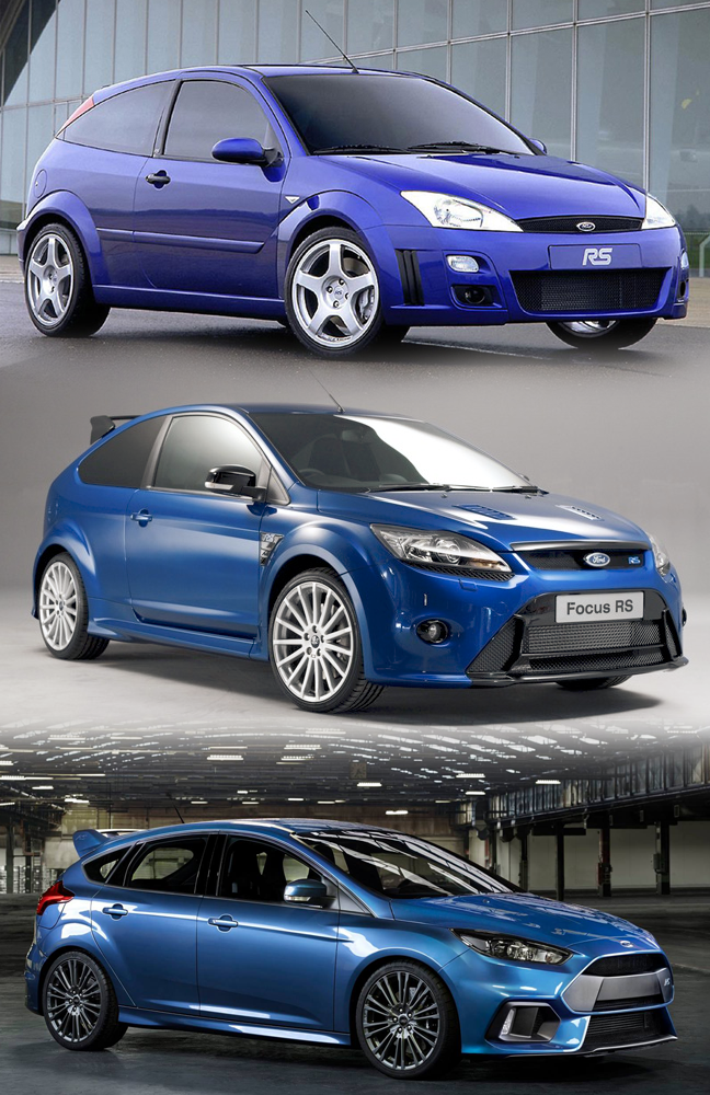 Ford Focusrs First Look And Confirmed Information All Things You