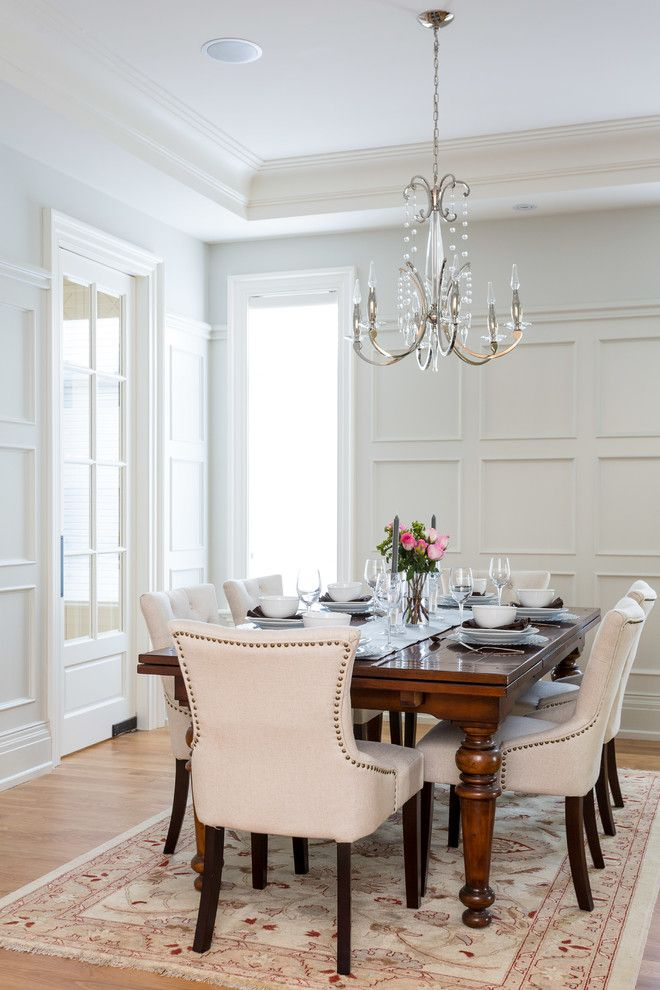 Image Result For Dining Room Wall Panelling White Paneling