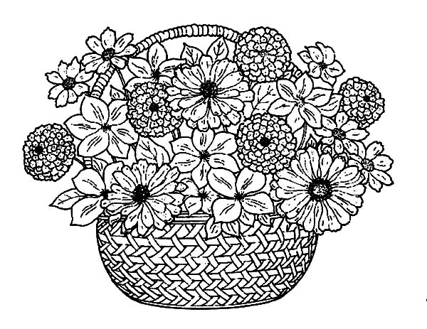 Flower Coloring Pages For Girls Sunflower Coloring Pages Flower Coloring Pages Printable Flower Coloring Pages