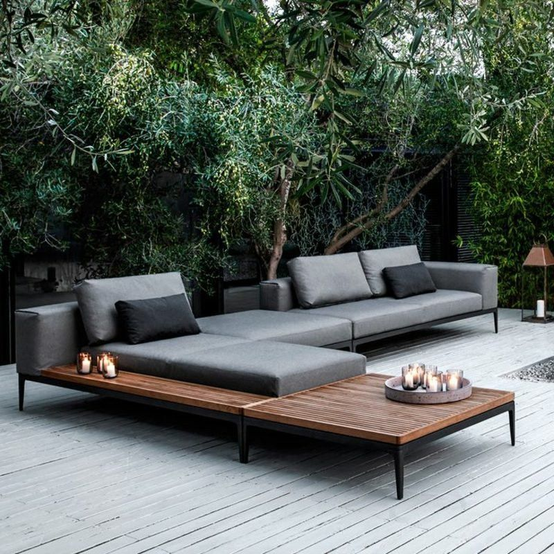 Attraktive Loungem 246 Bel Outdoor M 246 Bel Terrassen Veranda