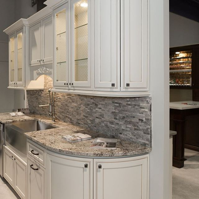 H9 Pearl Maple Glazed (New) | Kitchen Cabinets - Bathroom Cabinets ...