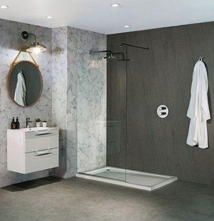 super bath room walls paneling grey 16 ideas bathroom on shower wall panels id=42424