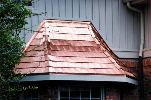 Roofing Copper Metal Roof Copper Roof Roofing