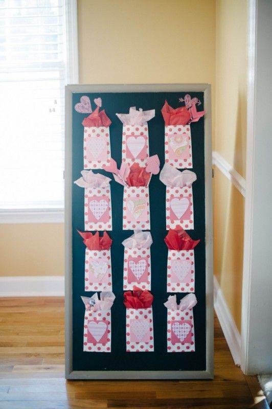 Card Making Party Ideas Part - 43: DIY | Valentine Crafts | Kids Party | Valentine Card-Making Party | Natalie  Bradley