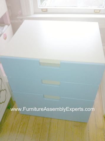 Ikea Stuva File Cabinet Assembled In Alexandria VA By Furniture Assembly  Experts LLC