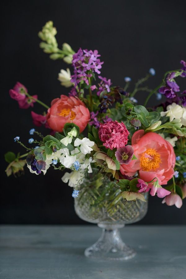 New Wedding Floristry Career Course At The Jay Archer Floral Design Flower School Flower School Beautiful Flower Arrangements Floral Arrangements