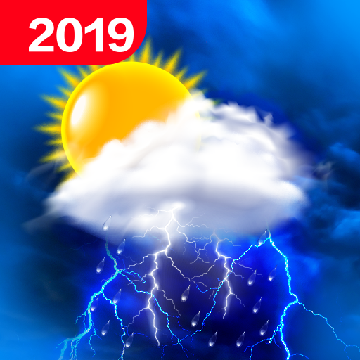 Get a powerful & easytouse live weather forecast app