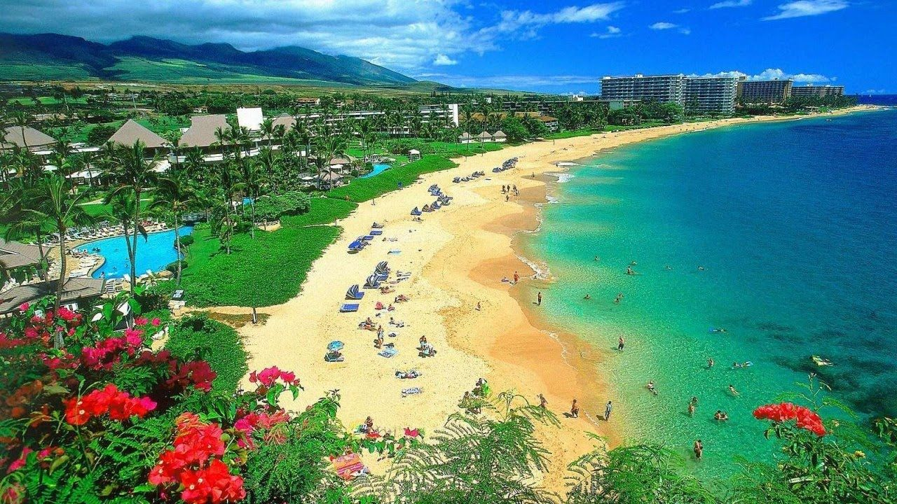 Making The Most Of Your Maui Vacation #Maui #vacation #beach #landscape