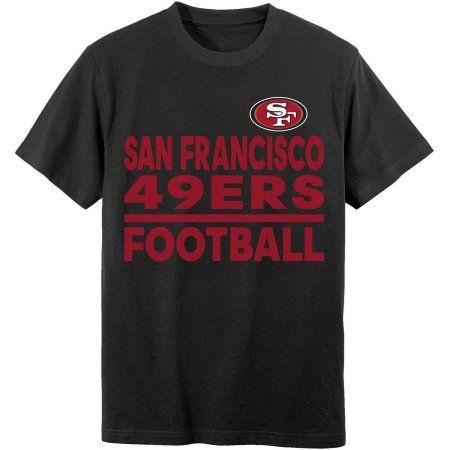 designer fashion 4a104 e377d NFL San Francisco 49ers Youth Short Sleeve Alternate Tee ...